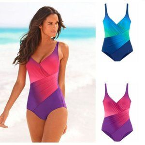 🌺COLORFUL ONE-PIECE SWIMSUIT🌺